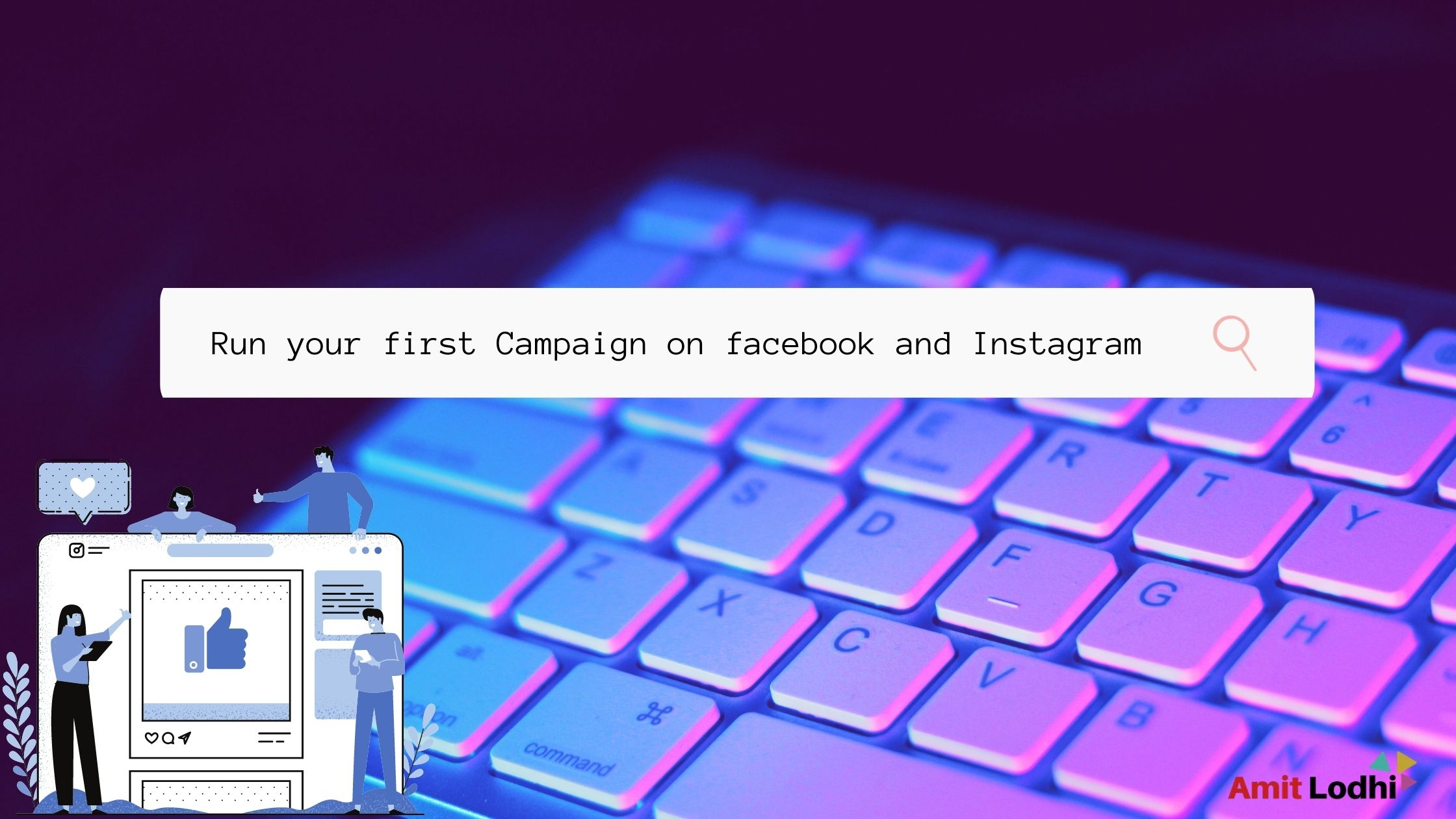 Run your first Campaign on Facebook and Instagram (1)